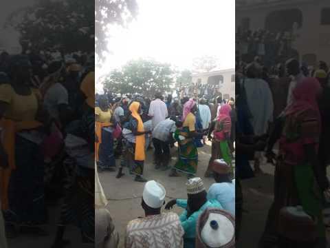 Kambari dance @ Agwara,Niger state Nigeria.By Abu Imam.
