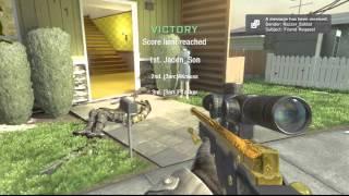 Black Ops Trickshot Minitage - Episode 1 (Against Bots)