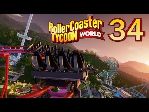 RollerCoaster Tycoon World #34 ★ Wer ist das denn?! ★ Let's Play RCTW