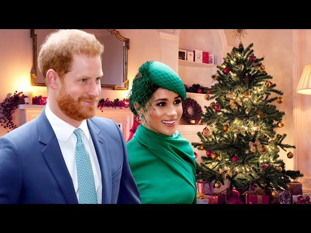 Prince Harry and Meghan Markle's First Christmas in the US! How They're Spending It (Source)