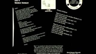"Gassenhauer - Drunken Skinhead + N.D.G. 1985 7"""