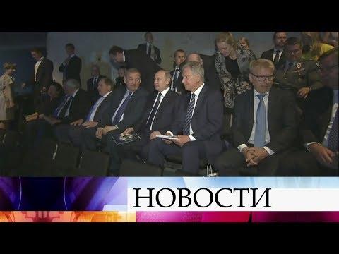 Владимир Путин иСаули