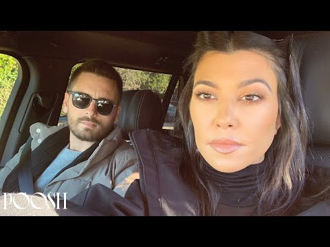 Kourtney Kardashian and Scott Disick Feel 'Very Lucky' They Never Needed Attorneys to Figure Out Custody