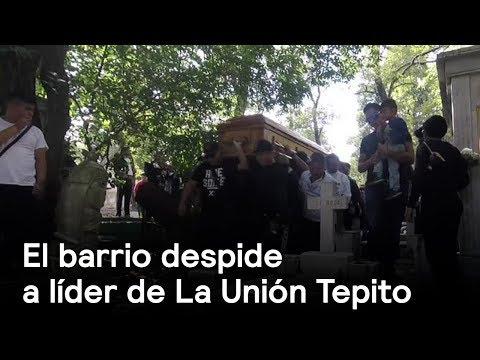 Barrio despide a líder de La Unión Tepito - Inseguridad - En Punto con Denise Maerker