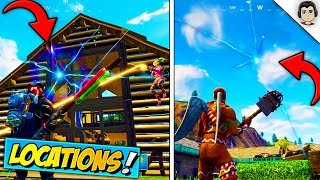 ALL 9 *NEW* LEAKED PORTAL LOCATIONS in Fortnite! SEASON 5 ALL MAP CHANGES AND NEW LOCATIONS UPDATE!
