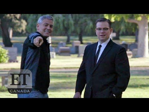 'Suburbicon' Stars Talk Director George Clooney