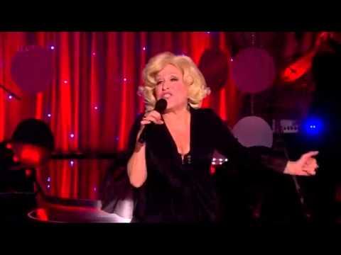 Bette Midler - One Night Only -  Soph Jokes - 2014