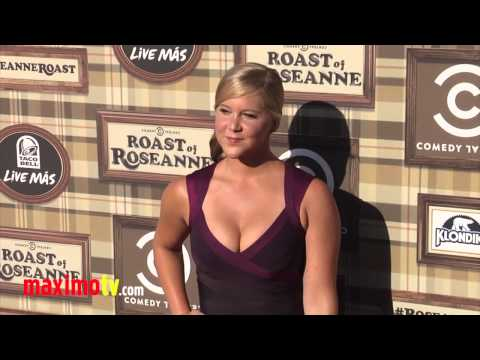 """Amy Schumer at Comedy Central """"Roast of Roseanne"""" Arrivals"""