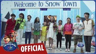 vietnam idol kids 2017 - cac be vui choi o snow town sau vong studio