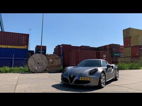 In-depth review of my Alfa Romeo 4C - Exterior, interior and driving experience!