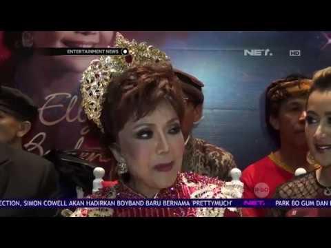 Konser Tunggal Elly Kasim Bertajuk 'Menjulang Bintang 57 Tahun Elly Kasim Berdendang'