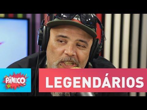 João Gordo conta a sua experiência no programa Legendários | Pânico