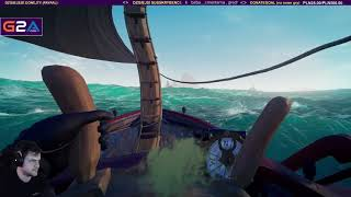 SUKCES!!! Fort ograbiony! ft. Slayproxx - Sea of Thieves / 07.01.2018 (#4)