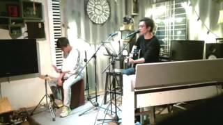 Mong Manh Tình Về - Mr Đinh - Đinh Đức Thảo LIVE IT'S TIME cafe