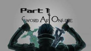 Sword Art Online:Infinity Moment Gameplay Part 1 [PSP]