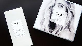 OUAI - уход за волосами от стилиста Ким Кардашьян (Jen Atkin)