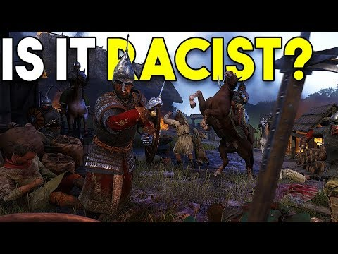 Is Kingdom Come Deliverance Racist?