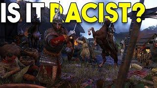 Is Kingdom Come Deliverance Racist?