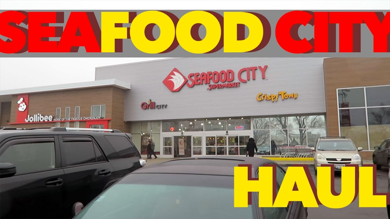 Seafood City Chicago Seafood City Haul Filipino Food Philippine Food Filipino American