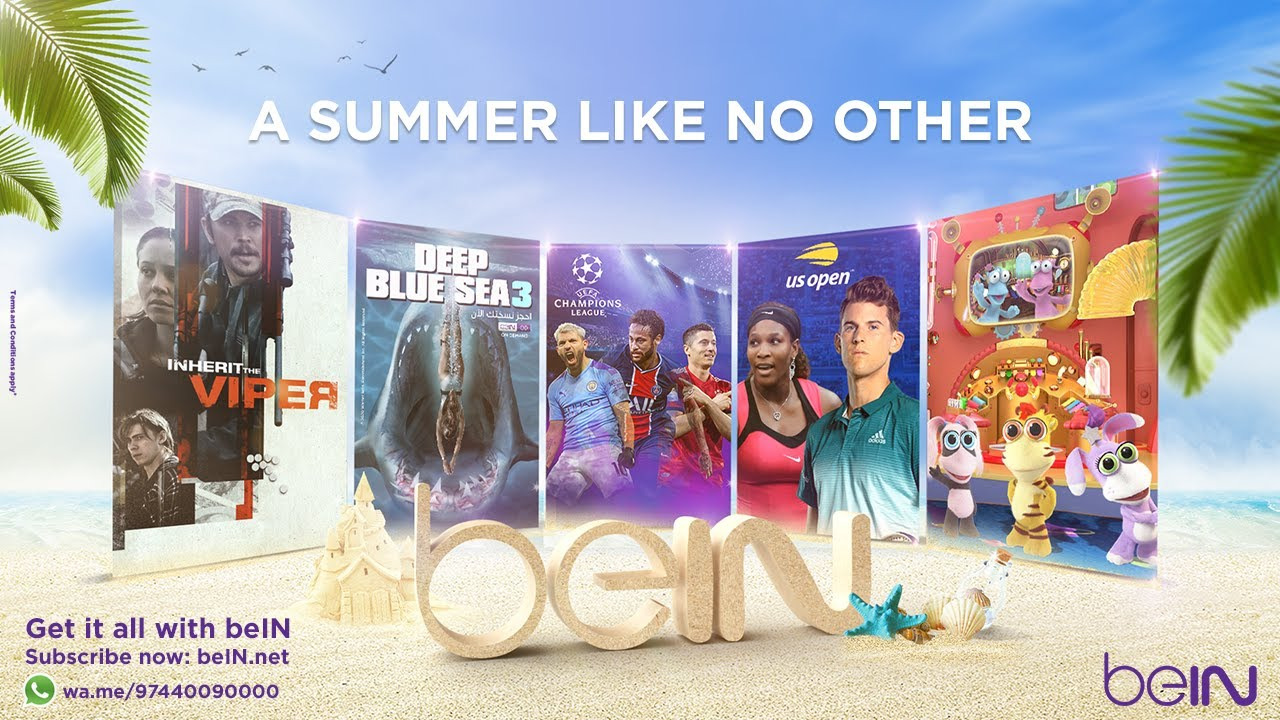 A summer like no other on beIN!