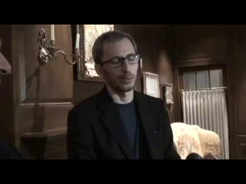 Raphaël Meyer with La Bergère by Camille Pissarro: Mother's Day  2014 interview w/Jordann Lucero