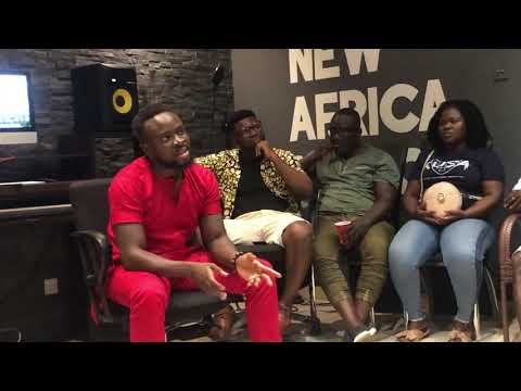 Fuse ODG Meets Gh. Media For EP Listening (Road To Ghana) Find Out Who Was Invited