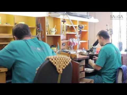 Производство ювелирных украшений  Ювелирный дом SA&GA
