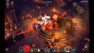 Diablo 3 Reaper of Souls - Crusader with Maximus (Torment IV)