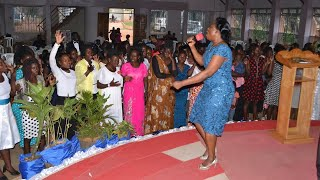 Chosen to Show Forth His Praise (Part 2) | Pastor Adenike Akoh