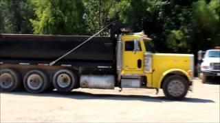1996 Peterbilt 379 dump truck for sale | sold at auction August 27, 2015