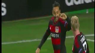 Video Gol Pertandingan Sporting Lisbon vs Bayer Leverkusen