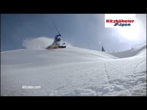 Kitzbüheler Alpen Winter Ski Spot