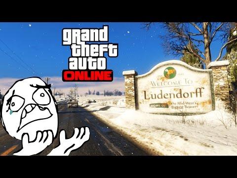 AFFRONTEMENT A NORTH YANKTON (TROLL) - GTA 5 ONLINE