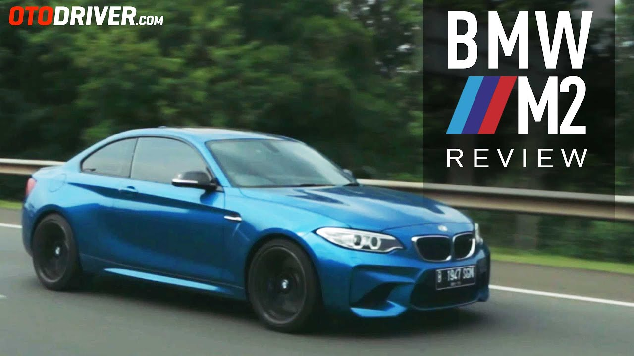 BMW M2 2016 Review Indonesia   OtoDriver - YouTube