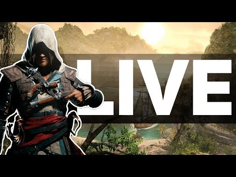 Assassin's Creed IV: Black Flag [LIVE/PC] - Plundering ships... As always.