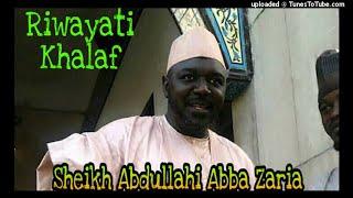 012 Yusuf - Sheikh Abdullahi Abba Zaria - Riwayati Khalaf