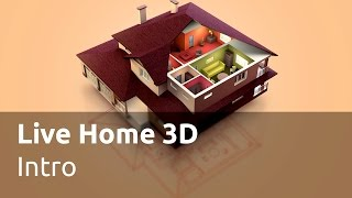 introducing Live Home 3D for Mac