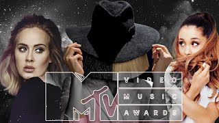 nominees video music awards 2016   best female video