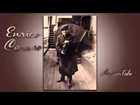 Enrico Caruso - La partida / Valse Venezolano / Álvarez - cleaned by Maldoror