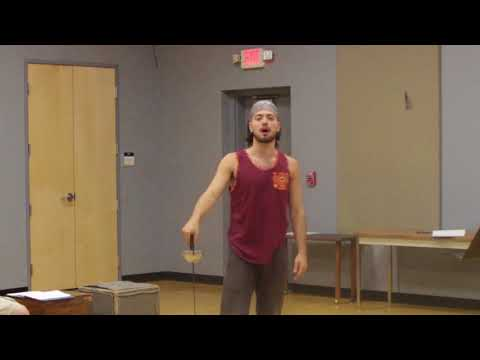 Cast of Hamlet North Texas Giving Day Challenge