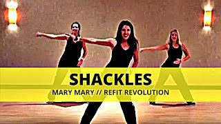 "(HOT Z Team) ""Shackles"" Christian Dance Fitness"