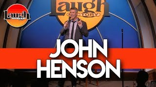 John Henson | How Married People Eat | Laugh Factory Stand Up Comedy