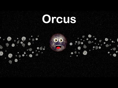 Planet Song/Dwarf Planet Candidate Orcus/Plutino Orcus