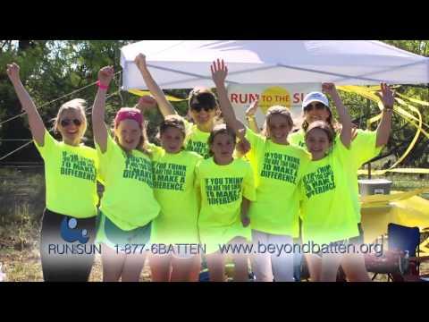Run to the Sun Relay PSA for Beyond Batten Disease Foundation