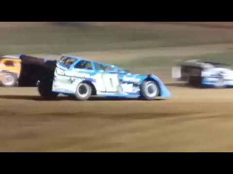 Late model heat 2 - Nevada Speedway 8/25/18