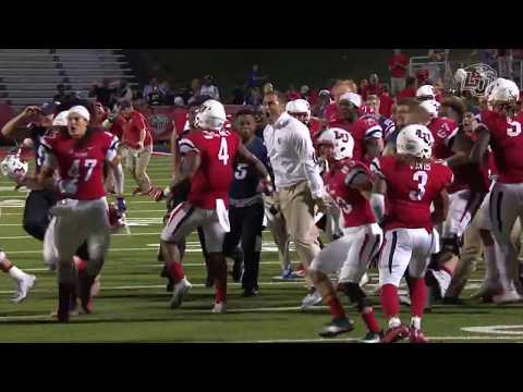 Liberty Football vs Indiana State Game Recap