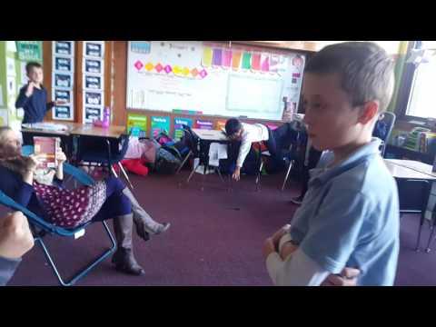5th Grade Mannequin Challenge Westlake Christian Academy