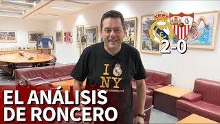 Real Madrid 2 Sevilla 0 | Roncero vuelve a ser feliz y se acuerda de Cristóbal Soria | Diario AS