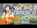【競馬】マイルCS 東スポ杯2歳S2018 予想(ムーア騎手に思わぬデータ!) ヨーコヨソー
