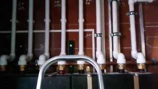 Обвязка котельной ч.5(Обвязка котельной CTC 2200 trio продолжение. Заморочки с креплением трубы. Пропилен, нюансы и тонкости. Отверстия..., 2015-03-28T04:16:11.000Z)
